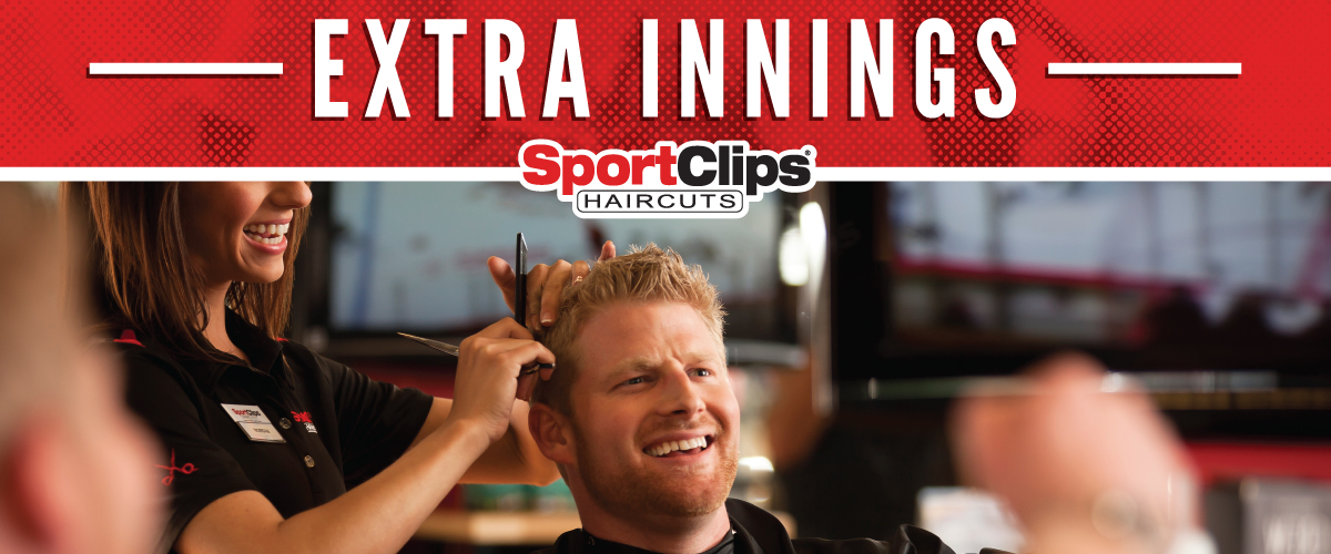The Sport Clips Haircuts of Turlock  Extra Innings Offerings